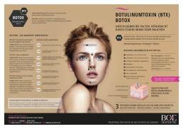 Informationen Botox Faltenunterspritzung in Hattingen und Soest