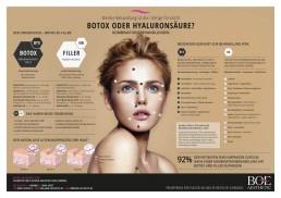 Was ist besser Botox oder Hyaluorn Filler Info Soest Hattingen